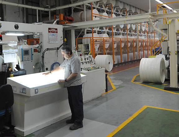 Fabrica de papel moneda