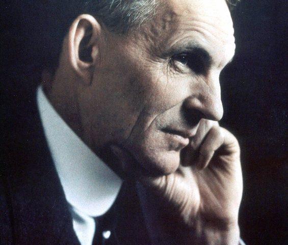 curiosidades sobre Henry Ford