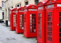 Un nuevo uso para las famosas cabinas telefónicas de londres