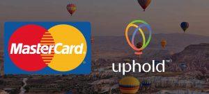 Uphold y la tarjeta Mastercard