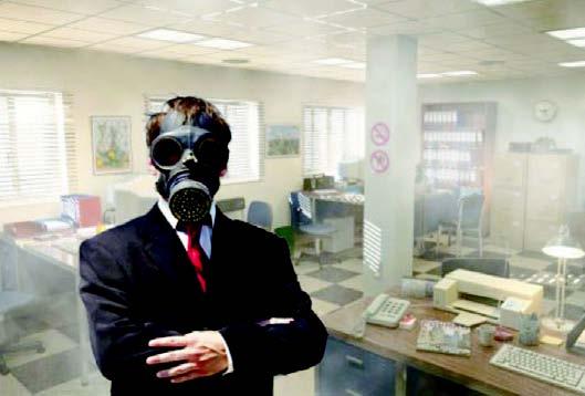 un empleado tóxico