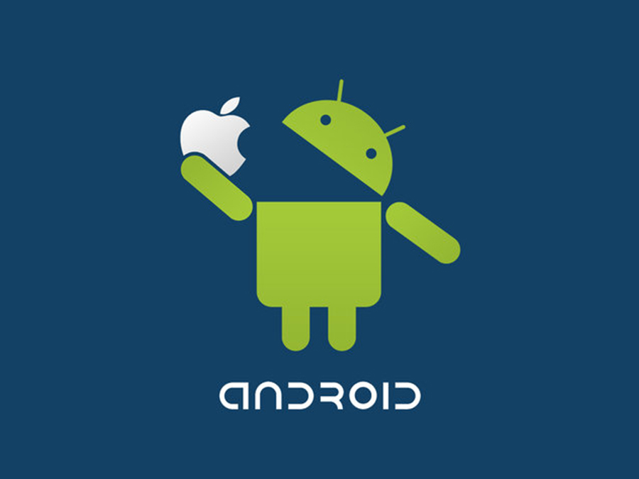 Android destroza a IOS