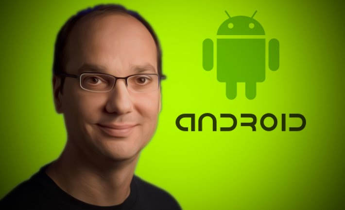Andy Rubin y Android