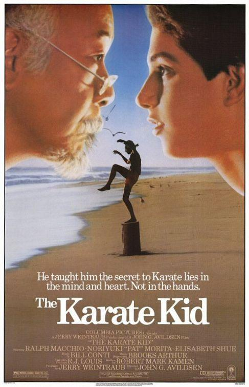 The karate kid y los hábitos de estudio